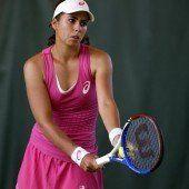 Für Paszek rückt Julia Grabher ins Fed-Cup-Team