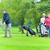 Neue Sieger bei der Golftrophy