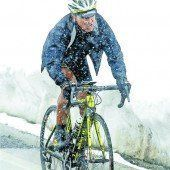 Nairo Quintana kletterte beim Giro ins Rosa Trikot