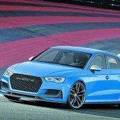 Audi zeigt A3 mit 525 PS