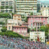 In Monaco setzt alles auf Silber