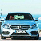 Mercedes mit Absatz-Erfolgen