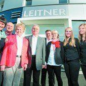 Autohaus Leitner präsentiert Neubau