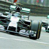 Rosberg zeigt seine neue Seite