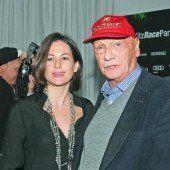 Niki Lauda hat in Spielberg seine Kurve verloren