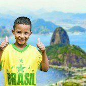 Besuch aus Brasilien