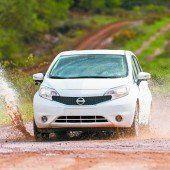 Nissan testet selbstreinigendes Fahrzeug
