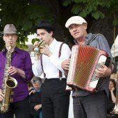 Querbeet-Gartenfestival in Rankweil