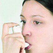 Rauchen führt bei Jugendlichen häufig zu Asthma