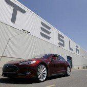 Tesla-Expansion geht ins Geld