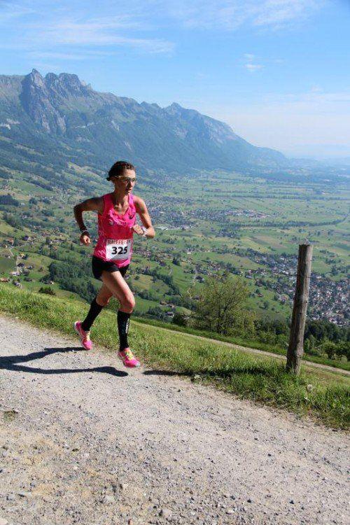 Hüftprobleme verhindern Sabine Reiners WM-Start. Foto: PRIVAT