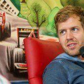 Vettel freut sich aufs Heimspiel