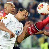 Benfica und der Fluch, Sevilla holt die Trophäe
