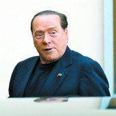 Berlusconi hat Witze erzählt