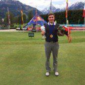 Gold für Vonbank bei der Ski- und Golf-WM