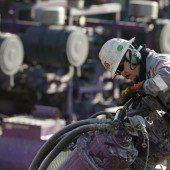 Fracking-Gesetz mit Hintertürl