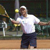 Der Senior der Tennisliga