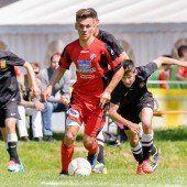 AKA-U-15-Meistermannschaft mit zehntem Sieg in Folge