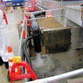 Fukushima: Tepco leitet Grundwasser ins Meer