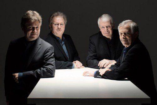 The Hilliard Ensemble Photo: Marco Borggreve