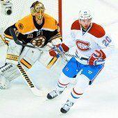 Vanek-Team will den Stanley-Cup