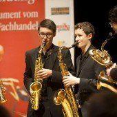 Junge, hochmusikalische Talente