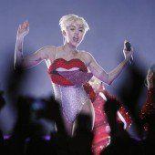 Miley Cyrus ist wieder fit