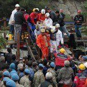 Zahl der Gruben-Opfer steigt immer weiter