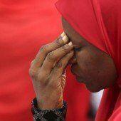 Rettung nigerianischer Mädchen ist zu riskant