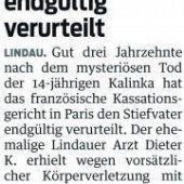Prozess gegen Entführer von Lindauer Horrorarzt begonnen