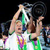 Wolfsburg mit erneutem Sieg im CL-Finale