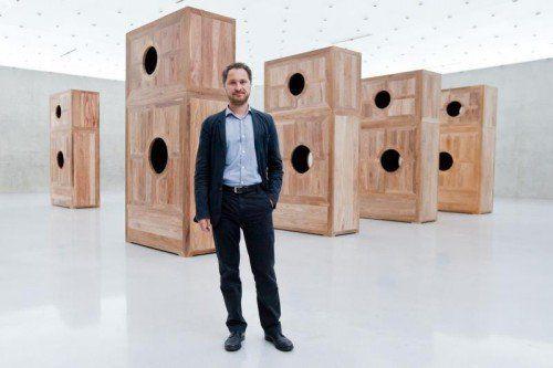 Yilmaz Dziewior wird Direktor des Museum Ludwig in Köln. Foto: VN