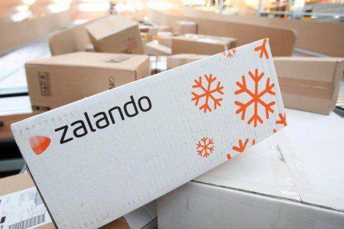Zalando verschickt nach wie vor immer mehr Pakete.  Foto: dpa