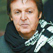McCartney hat sich erholt