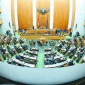 Ländle-Abgeordnete für Entlastung bereits 2015