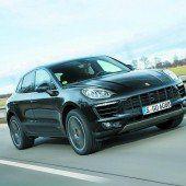 Macan: Rückruf bei Porsche