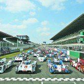 Kampf der Giganten in Le Mans