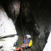 Höhlenforscher wird bis Ende Woche gerettet