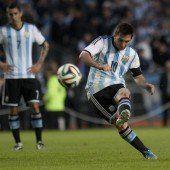 Messi träumt vom Titel mit Argentinien