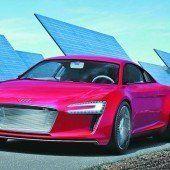 Audi hat Tesla-Reichweite im Visier