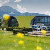 Modernes Clubhaus für Golffreunde in Rankweil