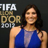 Hope Solo hat sich entschuldigt