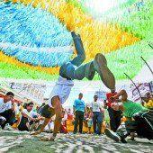 Capoeira als tanzende Kampfansage