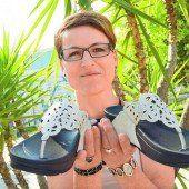 Luftiges für die Füße: Sommer ist Sandalenzeit