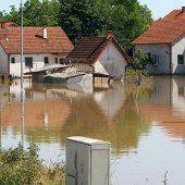 Sprengung könnte Flut ausgelöst haben