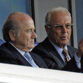 FIFA hebt Sperre gegen den Kaiser auf