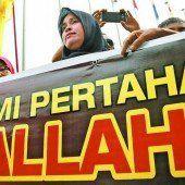 Verwendung des Wortes Allah verboten