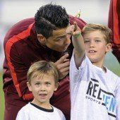 Cristiano Ronaldo ist Netzwerk-Weltmeister