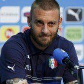 Italiens De Rossi warnt vor Costa-Rica