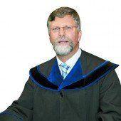 Ein neuer Chef für das Bezirksgericht
